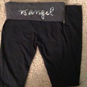 VS angel leggings